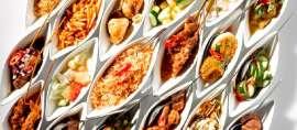 Rijsttafel, Akulturasi Sajian Makanan Nusantara Ala Bangsawan Belanda