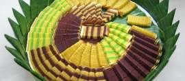 17 Kue Tradisional Dunia Pilihan CNN, Lapis Legit Salah Satunya
