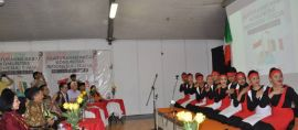 Indonesian Muslim Community in Milan Got Support from Milan Govt and Christians community
