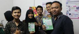 Mengubah Listrik Untuk Menghasilkan Pewarna Alami Makanan Karya Mahasiswa Universitas Brawijaya