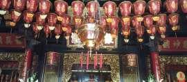 Sepercik Kisah Akulturasi Budaya di Kota Lunpia