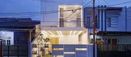 Splow House di Jakarta Ini Juga Raih Penghargaan Arsitektur Internasional