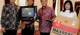 Dari Monitor Bekas, TV Rakitan Kusrin Ini Dapat Dukungan Penuh dari Pemerintah Indonesia