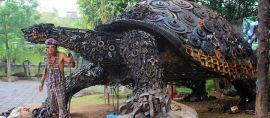 'Man Of Steel' Indonesia Yang Mendunia