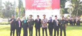 Gema Saya Indonesia Saya Pancasila Di Kediri