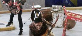 V1MAST, Grup Band Nyeleneh yang Bawa Indonesia ke Bosnia