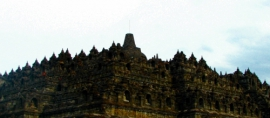 365Indonesia Day 11 - An Evening at Borobudur, Jogja