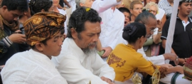 365Indonesia Day 44 - A Ritual in Plebon Ceremony, Ubud - Bali