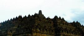 365Indonesia Hari 11: Suatu Sore di Borobudur, Yogya