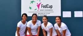 Indonesia Geser Kedudukan Negara ini di Group 1 Fed Cup