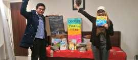Proyek Buku Terbang Dari Amerika untuk Indonesia