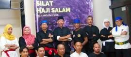 Jaga Tradisi, Pesilat Banten Berbagi Jurus Di Bandung