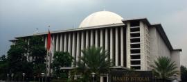 Ada Terowongan Rahasia di Masjid Istiqlal