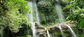 Air Terjun Di Lombok Yang Menakjubkan