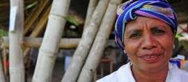 Menenun, Cara Mama Aleta Melawan Kerusakan Lingkungan