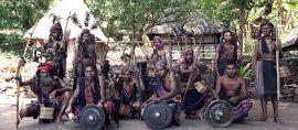 Moko. Tradisi Berabad-abad di Alor, satu-satunya di dunia?