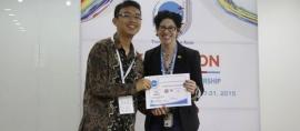Aplikasi Buatan Mahasiswa Unpad Menang di Ajang Internasional