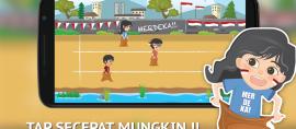 Aplikasi permainan Balap Karung yang Indonesia banget