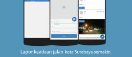 Arek Suroboyo Ciptakan Media Sosial Pemantau Lalin Surabaya