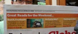 Asia's Best English Newspaper?