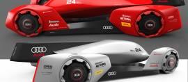 Ciamik! Mobil Masa Depan Hasil Design Anak Bangsa
