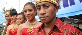Batik Papua, Pesona Tanah Surga
