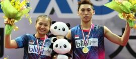 Bulutangkis Indonesia Kembali Berjaya di Taiwan