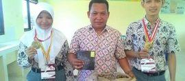 Ciptakan Kulit Singkong untuk Badan Pesawat, Dua Anak Indonesia Bikin Para Ilmuwan Tercengang