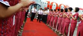 Boeing 737 MAX-8 Pertama yang Beroperasi di Indonesia, Milik Lion Air