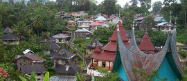Desa Kuno  yang Menjadi Desa Terindah Di Dunia ada di Sumatera Barat.