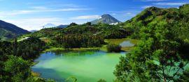 Dieng Plateau (plateau rainbow)