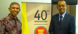 Dr. Surya Darma penerima Penghargaan Teknologi Energi terbarukan dari Selandia Baru