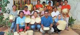 Berdayakan Kreatifitas, Du'Anyam Turut Tingkatkan Taraf Hidup Masyarakat NTT