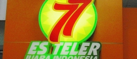 """Es Teler 77"" To Go International"