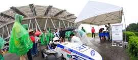 Garuda UNY Berhasil Lewati Tahap Technical Inspection Student Formula Japan 2017