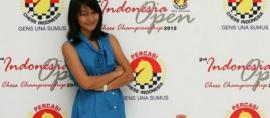 Gadis cantik asal Bekasi, Grandmaster Catur termuda Indonesia