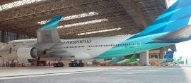 Fasilitas Maintenance Garuda Ditargetkan Masuk 10 Terbesar di Dunia