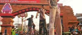 Ider-ideran: Pawai Budaya dan Seni Cirebon Tarik Ribuan Wisatawan