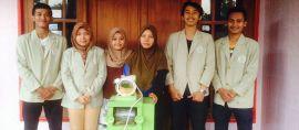 Mahasiswa UGM Ciptakan Alat (SCOPE) untuk Majukan Peternakan Ayam