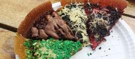 Martabak Manis Jadi Idola  di Ajang World Street Food Congress 2017