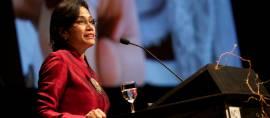 Sri Mulyani Jadi Perempuan Pertama Dalam Sejarah Pemimpin Komite Pembangunan Bank Dunia