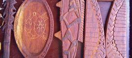 Mahakarya Suku Kamoro Papua untuk Indonesia