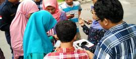 Humanitarian OpenStreetMap Team Indonesia Maps Infrastructure Data for Disaster Management in Surabaya
