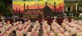 Pemantapan Kader Kepramukaan Di Ponpes Darusalam Gontor Putri Kediri