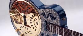 Mengagumi  Gitar Resonator Made in Cimahi