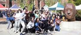 Mahasiswa Gelar Festival Budaya Indonesia Terbesar di Inggris Utara