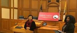 Perempuan Indonesia Raih Penghargaan Anti Perdagangan Manusia di Amerika