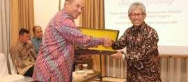 Delegasi BIN Ajak Mahasiswa Indonesia di PakistanJaga Keutuhan Negara