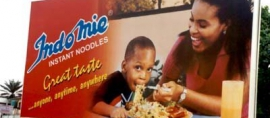 Indomie is in da Hood, Baby!