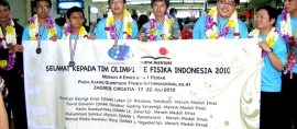 Indonesia's Achivements In 2010 Science Olympics